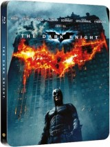 BLU-RAY Film - Batman: Temný rytier (Steelbook)