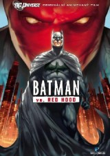 DVD Film - Batman vs. Red Hood