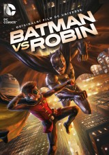 DVD Film - Batman Vs. Robin