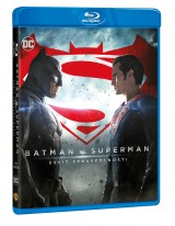 BLU-RAY Film - Batman vs. Superman: Úsvit spravodlivosti