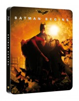 BLU-RAY Film - Batman začína (Steelbook)