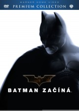 DVD Film - Batman začína