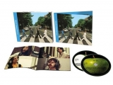 CD - BEATLES - ABBEY ROAD (50TH ANNIVERSARY LTD.) (2CD)