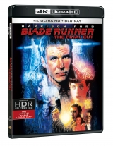 BLU-RAY Film - Blade Runner: The Final Cut 2BD+2DVD  (UHD+BD+ 2DVD bonus)
