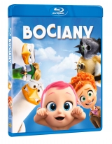 BLU-RAY Film - Bociany