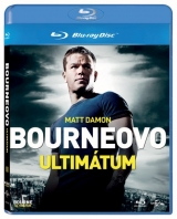 BLU-RAY Film - Bourneovo ultimátum (Blu-ray)