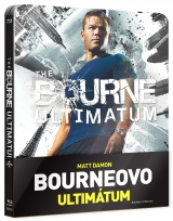BLU-RAY Film - Bourneovo ultimátum (steelbook)