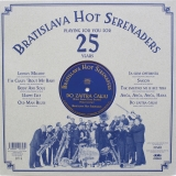 LP - BRATISLAVA HOT SERENADERS - PLAYING FOR YOU FOR 25 YEARS
