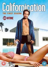 DVD Film - Californication - Orgie v Kalifornii 1.séria (2 DVD)