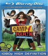 BLU-RAY Film - Camp Rock 2: Velký koncert  (Bluray)