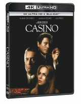 BLU-RAY Film - Casino (UHD+BD)