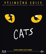 BLU-RAY Film - Cats