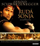 BLU-RAY Film - Červená Sonja (Bluray)