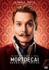 DVD Film - Charlie Mortdecai