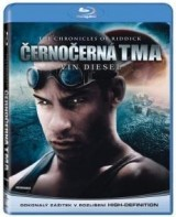 BLU-RAY Film - Čiernočierna tma (Bluray)