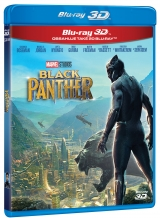 BLU-RAY Film - Čierny panter 2D/3D