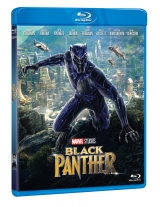 BLU-RAY Film - Čierny panter