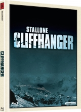 BLU-RAY Film - Cliffhanger (digibook)