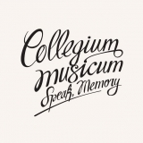 LP - Collegium Musicum - Speak Memory (2LP)