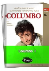 DVD Film - Columbo (7 DVD)