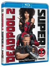 BLU-RAY Film - Deadpool 2 (2 Bluray)