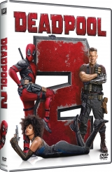 DVD Film - Deadpool 2