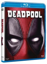 BLU-RAY Film - Deadpool