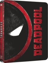 BLU-RAY Film - Deadpool - Steelbook