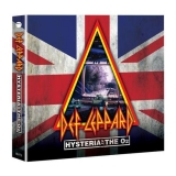 DVD Film - Def Leppard - Hysteria At The O2 - Live (DVD+2CD)