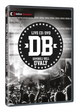 DVD Film - Divokej Bill Úvaly Live + CD Soundtrack (DVD + CD)