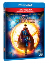 BLU-RAY Film - Doctor Strange - 3D/2D