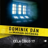 CD - DOMINIK DÁN / ČÍTA MARIÁN GEIŠBERG CELA ČÍSLO 17 (MP3-CD)