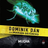 CD - DOMINIK DÁN / ČÍTA MARIÁN GEIŠBERG MUCHA (MP3-CD)