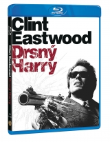 BLU-RAY Film - Drsný Harry