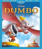 BLU-RAY Film - Dumbo S.E. (Blu-ray) + DVD
