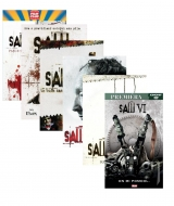 DVD Film - DVD sada: Saw (1 až 6) 6 DVD