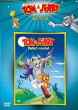 DVD Film - Edícia Tom a Jerry: Piskot a vreskot