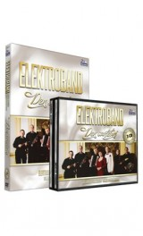DVD Film - ELEKTROBAND - KOMPLET (3cd+1dvd)