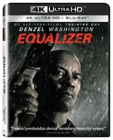 BLU-RAY Film - Equalizer (UHD+BD)