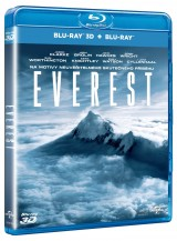 BLU-RAY Film - Everest - 3D