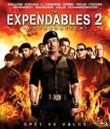 BLU-RAY Film - Expendables 2