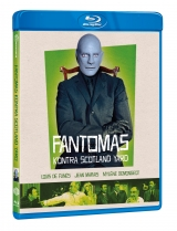 BLU-RAY Film - Fantomas kontra Scotland Yard