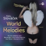 CD - Felix Slováček: World Melodies