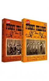 DVD Film - Funny Fellows, Old Time Band