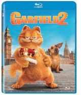BLU-RAY Film - Garfield 2 (Blu-ray)