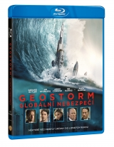 BLU-RAY Film - Geostorm