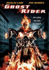 DVD Film - Ghost Rider (pap.box)