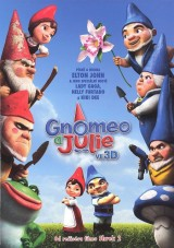 DVD Film - Gnomeo & Julie 3D + 2D (digipack)