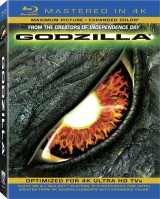 BLU-RAY Film - Godzilla BD4M (4K Bluray)