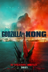 BLU-RAY Film - Godzilla vs. Kong